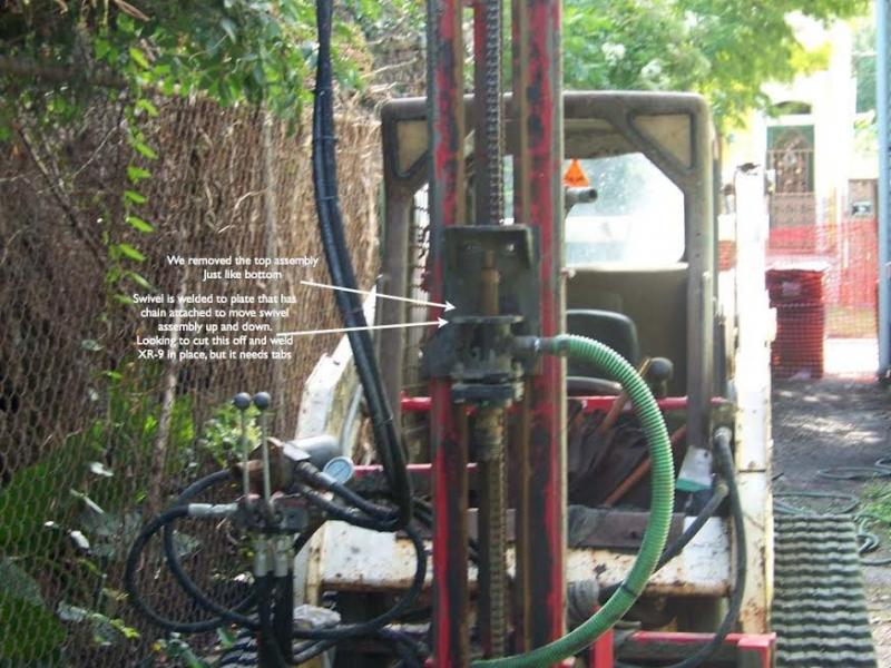 Diy water well drilling rig plans projects